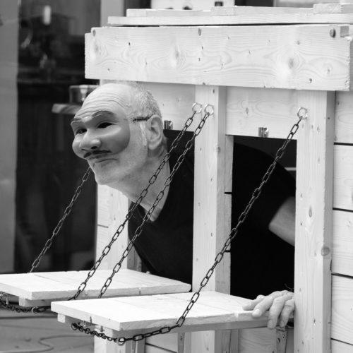 masker voorstelling