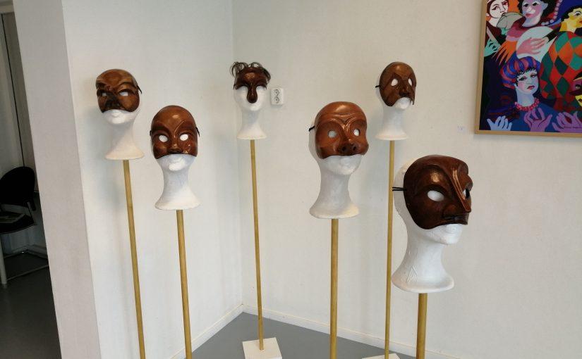 Opening expositie Commedia dell'arte