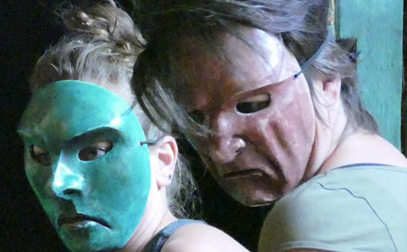 Workshop kennis maken met Maskertheater